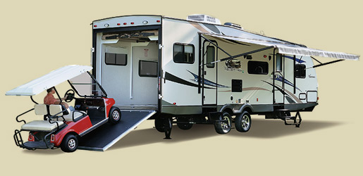 Toy Haulers from Beilstein RV & Auto Inc.